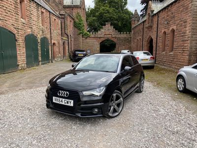 Audi A1 Hatchback 1.4 TFSI Black Edition 3dr