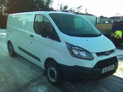 Ford Transit Custom Panel Van 2.2 TDCi 310 ECOnetic L2 H1 5dr