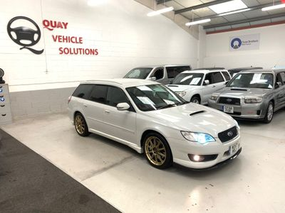 Subaru Legacy Estate BP5 2.0L TUNED BY STI LIMITED EDITION