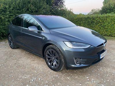 Tesla Model X SUV Dual Motor Long Range Auto 4WDE 5dr