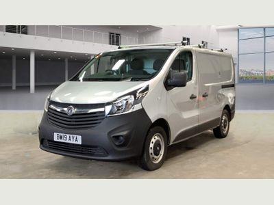 Vauxhall Vivaro Panel Van 1.6 CDTi 2700 L1 H1 EU6 (s/s) 5dr