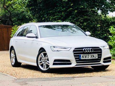 Audi A6 Avant Estate 3.0 TDI V6 S line Avant S Tronic (s/s) 5dr