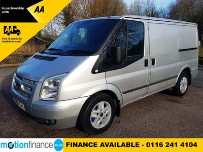 Ford Transit Panel Van 2.2 TDCi 280 S Limited Low Roof Panel Van 5dr (EU5, SWB)