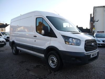 Ford Transit Unlisted 2.2 TDCi 350 L3 Double Cab Dropside RWD 4dr (DRW)
