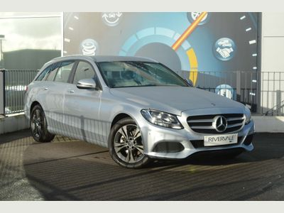 Mercedes-Benz C Class Estate 2.1 C220d SE Executive Edition 7G-Tronic+ (s/s) 5dr