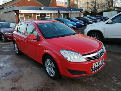 Vauxhall Astra Hatchback 1.6 i Active Plus 5dr