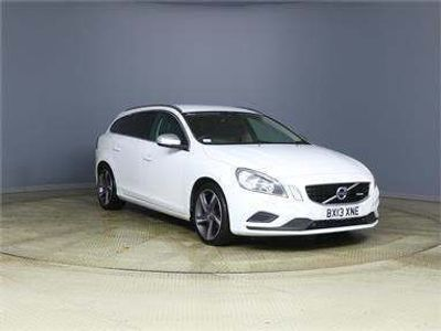 Volvo V60 Estate 1.6 D2 R-Design Lux Powershift 5dr