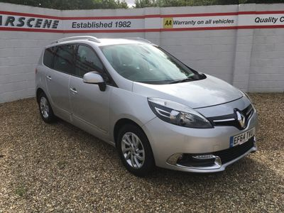 Renault Grand Scenic MPV 1.6 dCi ENERGY Dynamique TomTom Bose Pack (s/s) 5dr