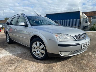 Ford Mondeo Estate 2.0 TDCi SIII Zetec 5dr