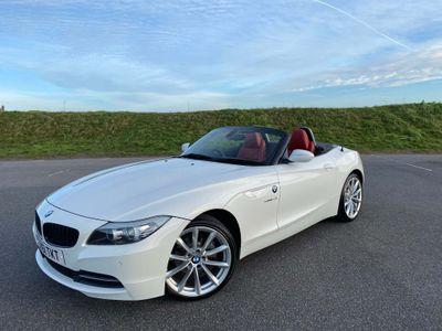 BMW Z4 Convertible 2.5 23i M Sport Highline Edition sDrive 2dr