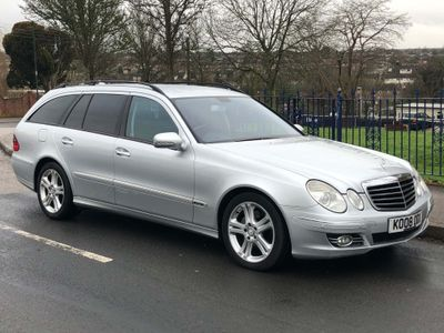 Mercedes-Benz E Class Estate 3.0 E320 CDI Avantgarde G-Tronic 5dr