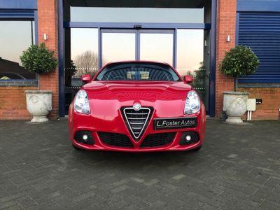 Alfa Romeo Giulietta Hatchback 1.4 TB MultiAir Lusso 5dr