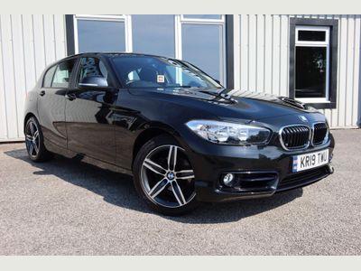 BMW 1 Series Hatchback 1.5 118i GPF Sport Sports Hatch (s/s) 5dr