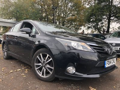 Toyota Avensis Saloon 2.0 D-4D Icon 4dr