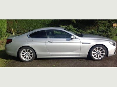 BMW 6 Series Coupe 3.0 640d SE Steptronic 2dr