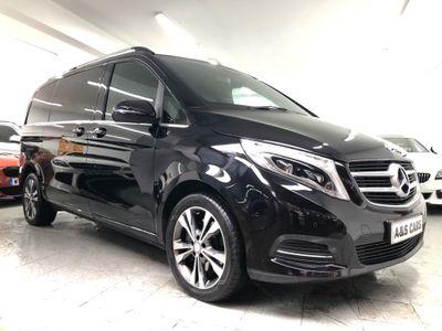 Mercedes-Benz V Class MPV 2.2 V250 CDi BlueTEC Sport G-Tronic+ EU6 (s/s) 5dr 7 Seat