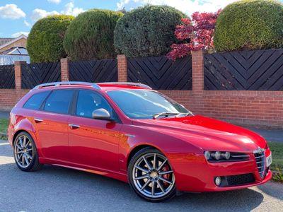 Alfa Romeo 159 Sportwagon Estate 2.0 JTDM 16v Lusso 5dr