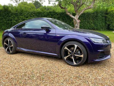 Audi TT Coupe 1.8 TFSI Black Edition (s/s) 3dr