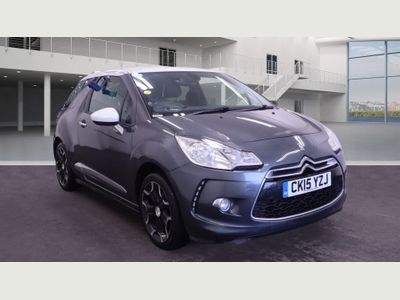 Citroen DS3 Hatchback 1.6 DStyle Plus 3dr