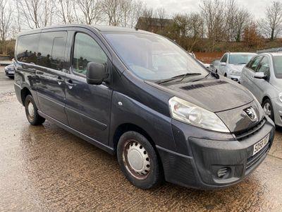 Peugeot Expert Tepee MPV 1.6 HDi Comfort L2 5dr (8/9 seats)