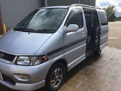 Toyota HiAce Unlisted 1997 camper