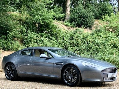Aston Martin Rapide Saloon V12 Touchtronic 4dr