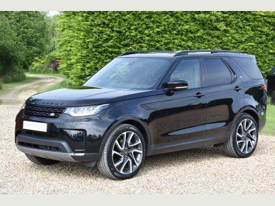 Land Rover Discovery SUV 3.0 SD V6 HSE LCV Auto 4WD EU6 (s/s) 5dr