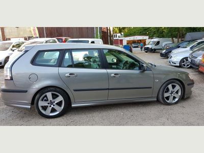 Saab 9-3 Estate 2.8 V6 Aero SportWagon 5dr