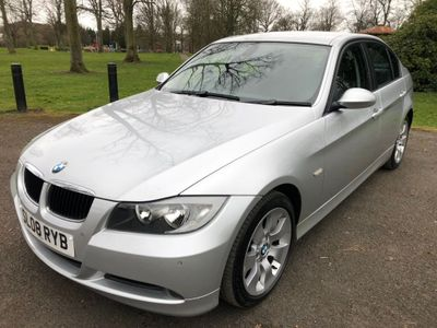 BMW 3 Series Saloon 2.0 320d SE Edition 4dr