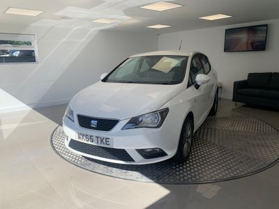 SEAT Ibiza Hatchback 1.2 TSI I-TECH 5dr