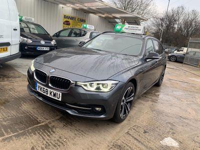 BMW 3 Series Estate 2.0 316d Sport Touring Auto (s/s) 5dr