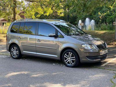 Volkswagen Touran MPV 2.0 TDI SE DSG 5dr (7 Seats)