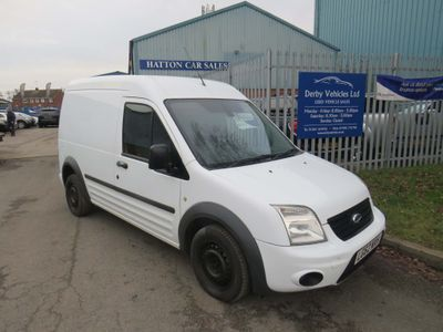Ford Transit Connect Panel Van 1.8 TDCi T230 Trend High Roof LWB 4dr DPF