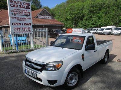 Ford Ranger Pickup 2.5 TDCi XL Super Cab Pickup 4x2 2dr