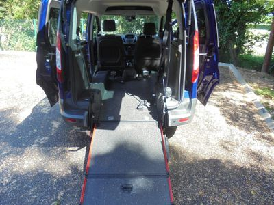 Ford Transit Connect Window Van transit conect