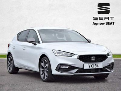 SEAT Leon Hatchback 1.4 12.8kWh FR Sport DSG (s/s) 5dr
