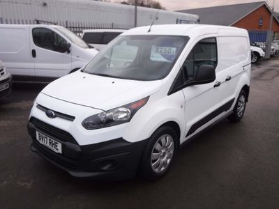 Ford Transit Connect Panel Van 1.5 TDCi 200 Euro 6 L1 5dr Panel Van