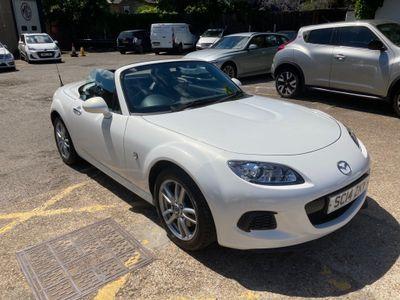 Mazda MX-5 Convertible 1.8i SE Roadster 2dr