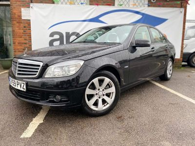 Mercedes-Benz C Class Saloon 2.1 C220 CDI BlueEFFICIENCY SE 4dr