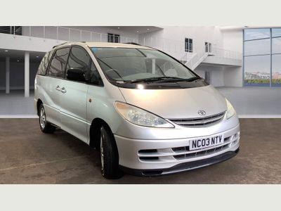 Toyota Previa MPV 2.4 GLS 5dr (7 Seats)