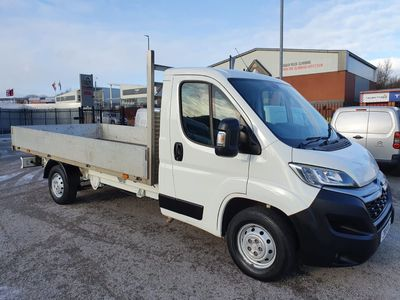 Citroen Relay Dropside 2.0 BlueHDi 35 Plus L4 EU6 2dr (Heavy, EXT Frame)