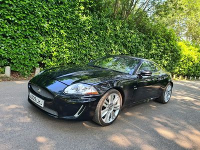 Jaguar XKR Coupe 5.0 V8 Auto 2dr