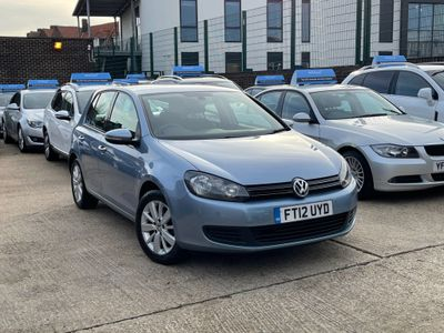Volkswagen Golf Hatchback 1.6 TDI BlueMotion Tech Match CC Ltd Edn DSG 5dr
