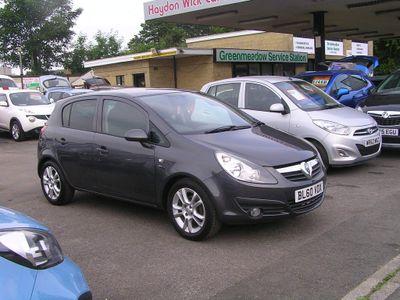 Vauxhall Corsa Hatchback 1.2 16V SXi 5dr