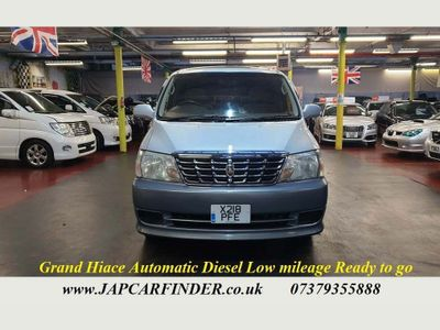 Toyota HiAce Unlisted GRAND HIACE diesel auto low mileage