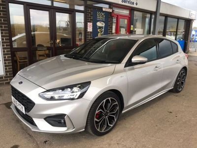 Ford Focus Hatchback 1.0T EcoBoost ST-Line X Auto (s/s) 5dr
