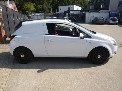 Vauxhall Corsa Van Car Derived Van 1.3 CDTI AUTOMATIC SPEC EDS PANEL VAN