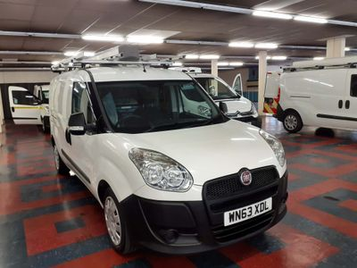 Fiat Doblo Unlisted 1.6 LWB Panel Van