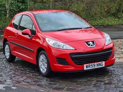 Peugeot 207 Hatchback 1.4 S 3dr (a/c)