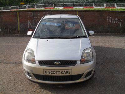 Ford Fiesta Hatchback 1.25 Silver 3dr